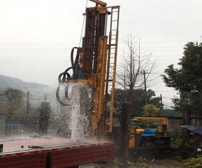 武汉地源热泵打井